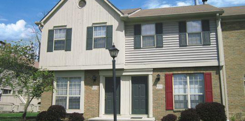 2 bedroon townhome with basement