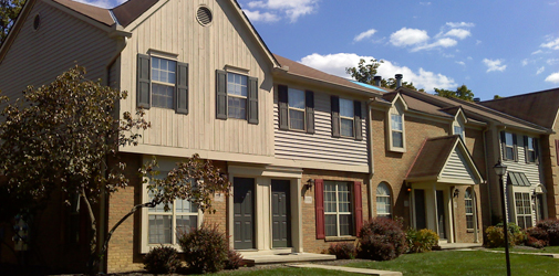 westerville townhome